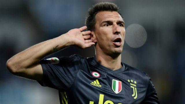 Pengalaman 'Treble Winners' Mario Mandzukic Taklukkan Inter Milan