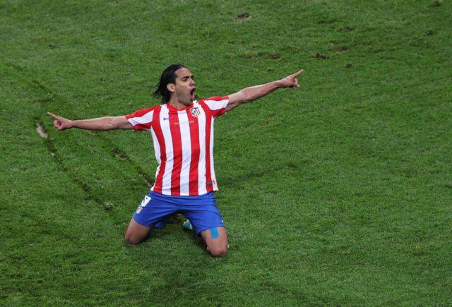 Radamel Falcao Buka Kans Pulang Ke Atletico Madrid