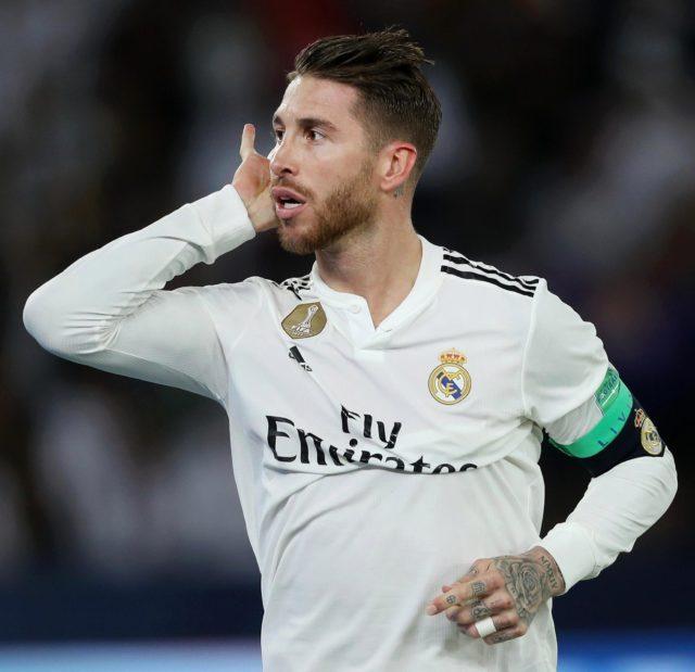 Sergio Ramos Kesal Jadi Sasaran Ejekan Di UEA
