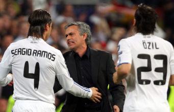 Soal Jose Mourinho, Sergio Ramos Minta Santiago Solari Dihormati