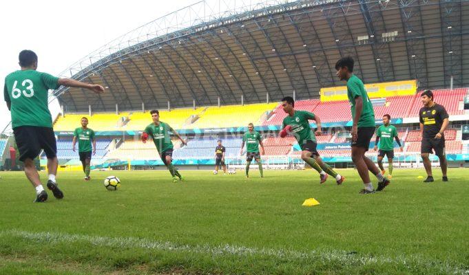 Sriwijaya FC Yakin Cuma Numpang Lewat di Liga 2