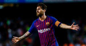 Tak Seorangpun Bisa Menghentikan Lionel Messi