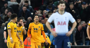 Wolves Terkam Tottenham Hotspur