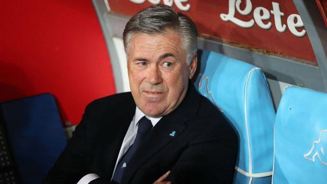Carlo Ancelotti Kecam Performa Napoli