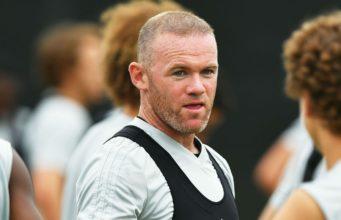Mabuk, Wayne Rooney Ditangkap Di Bandara Washington