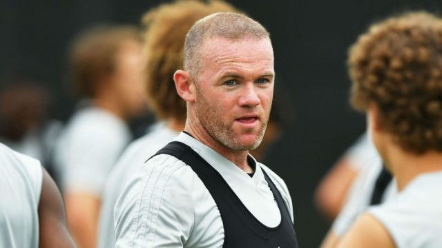 Mabuk, Wayne Rooney Ditangkap Di Bandara Washington