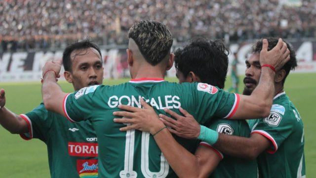 PSS Sleman Hadapi Persela Lamongan Di 'Celebration Game'