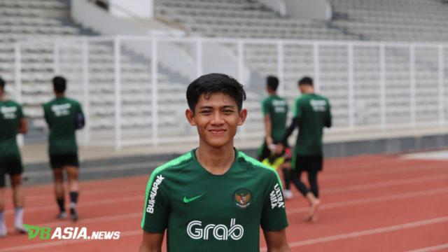 Pilih Nomor 38 Di AFC Tubize, Firza Andika Ajak Anak Indonesia Bermimpi