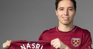 Samir Nasri Resmi Gabung West Ham United