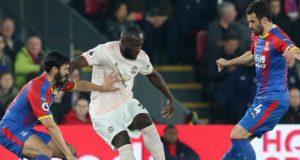 Aksi Romelu Lukaku di Manchester United Melawan Crystal Palace