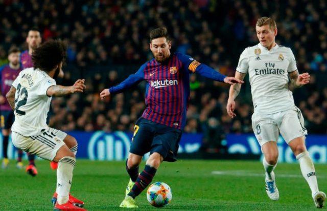 Barcelona FC vs Real Madrid Dalam Perebutan Final Copa Del Rey 2018-2019
