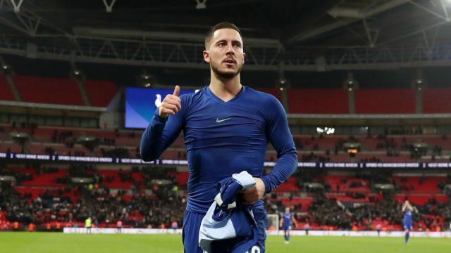 Eden Hazard Akui Sudah Putuskan Masa Depannya