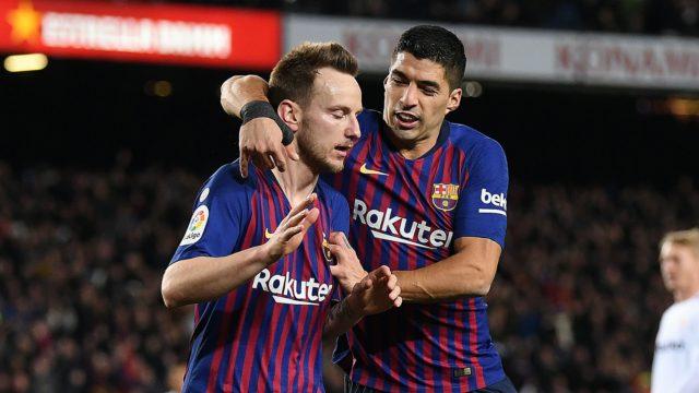 Ivan Rakitic Tidak Akan Tinggalkan Barcelona