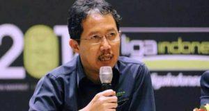 Joko Driyono, ketua umum PSSI