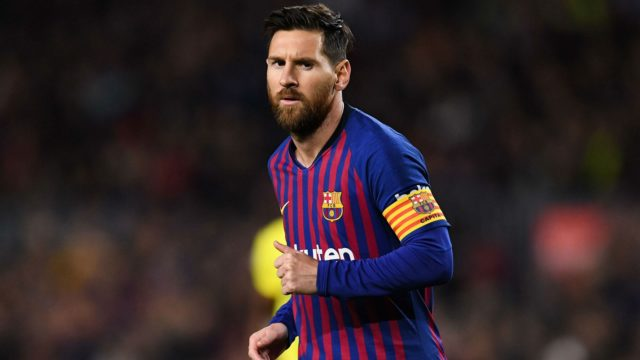 Lionel Messi Masuk Skuat Barcelona FC Untuk El Clasico