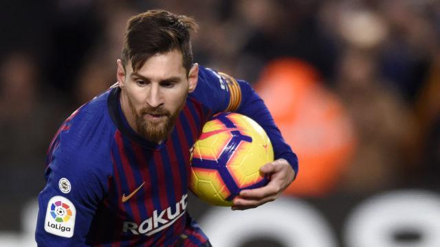 Lionel Messi Sukses Susul Satu Prestasi Cristiano Ronaldo