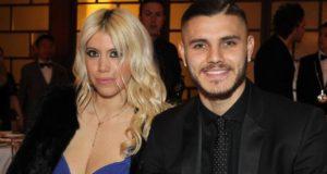 Mauro Icardi Tak Ikut Selebrasi Di Ruang Ganti Inter Milan