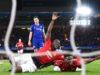 Paul Pogba Merayakan Gol