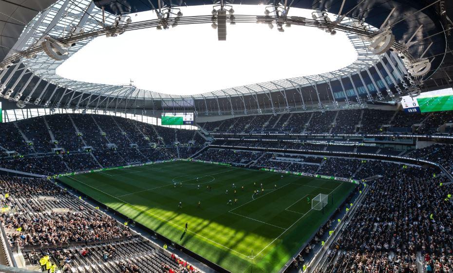 Lapangan Tottenham Hotspur Stadium