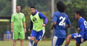 Persib-Bandung-Berlatih