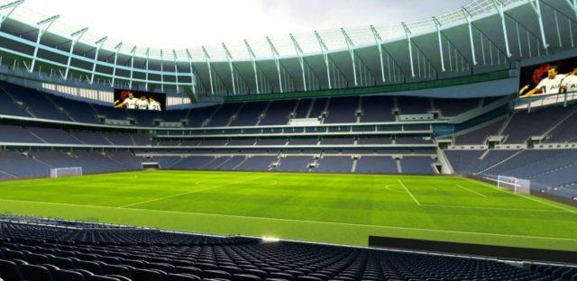 Tottenham Hotspur New Stadium