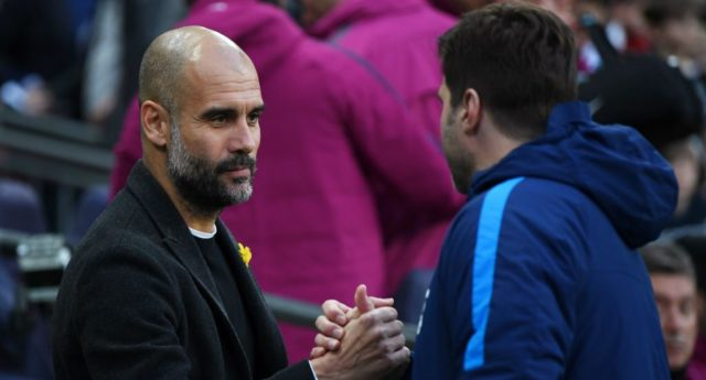 Guardiola dan Pochettino