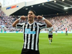 Hat-Trick Ayoze Perez Menangkan Newcastle United