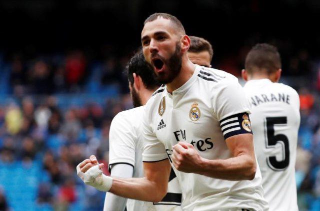 Karim Benzema Selebrasi Gol Di Real Madrid