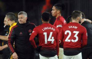 Manchester United Setelah Kalah