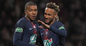 Mbappe dan Neymar