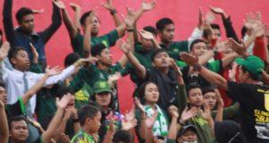 Suporter Persebaya Surabaya