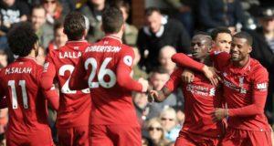 Selebrasi Kemenangan Liverpool Atas Porto