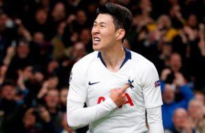 Son Heung-Min Menjadi Penentu Kemenangan Tottenham Hotspur