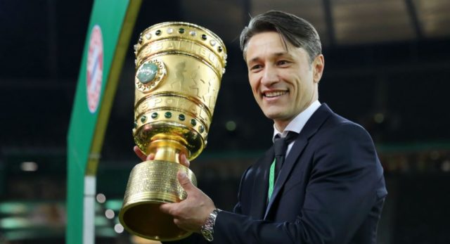 Piala Pertama Niko Kovac Bersama Bayern Munich