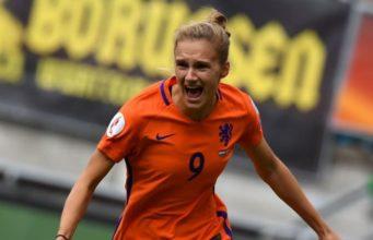 Vivianne Miedema, Sang Bintang Timnas Wanita Belanda