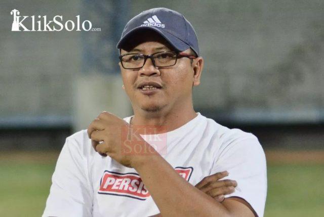 Setiawan Muhamad, Manajer Tim Persis Solo