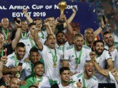 Aljazair Juarai Africa Cup 2019