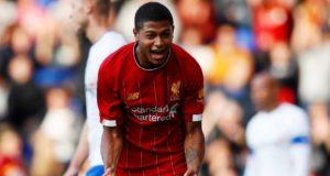 Rhian Brewster Liverpool FC