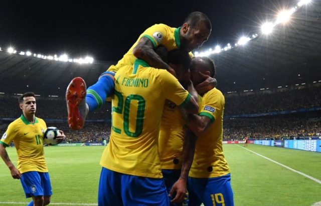 Timnas Brazil
