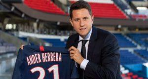 Ander Herrera Dengan Seragam PSG
