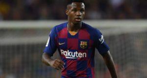 Ansu Fati, Debutan Termuda Barcelona FC