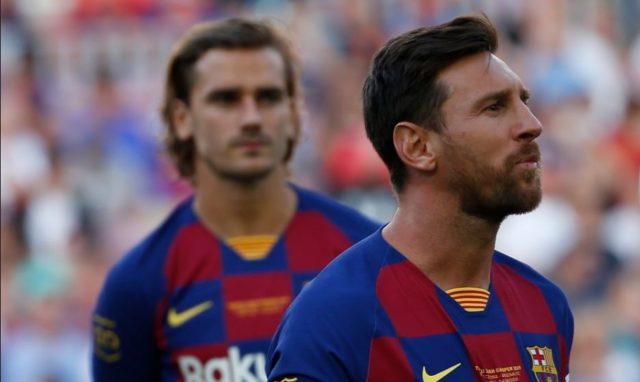 Barcelona FC Rajai Joan Gamper Trophy