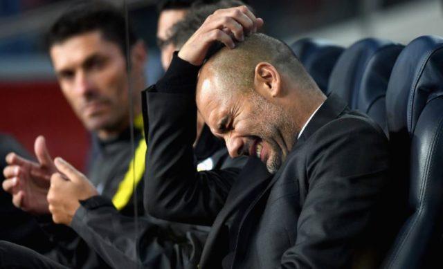 Josep Guardiola, Sang Pelatih Manchester City