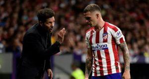 Kombinasi Morata-Trippier Menangkan Atletico Madrid