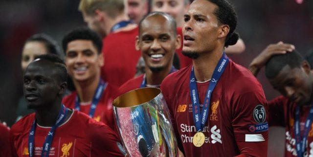 Liverpool Juara Liga Super Eropa 2019