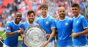 Manchester City Jadi Juara Community Shield
