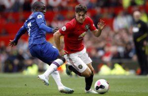Manchester United vs Manchester United