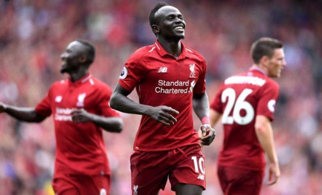 Sadio Mane Berharap Liverpool Juga Bantai The Blues