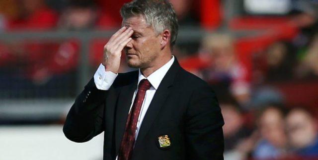 Solskjaer Kecewa Dengan Performa Manchester United