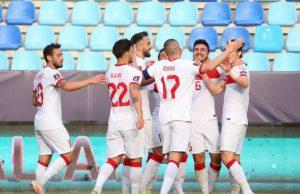 Cuplikan Pertandingan Turkey vs Latvia
